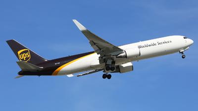 N317UP - Boeing 767-34AF(ER) - United Parcel Service (UPS)