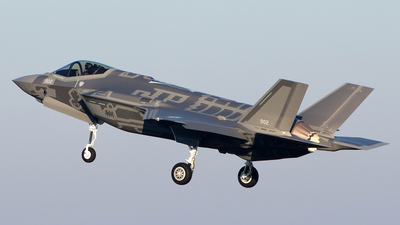902 - Lockheed Martin F-35I Adir - Israel - Air Force