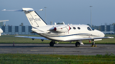 SP-KHK - Cessna 510 Citation Mustang - Private