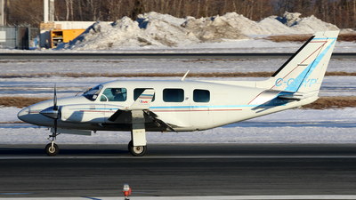 A picture of CGYYP - Piper PA31 - [317812026] - © Michael Durning