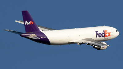 A picture of N746FD - Airbus A300B4622R(F) - FedEx - © Jason Chen