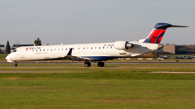 N605LR - Bombardier CRJ-900LR - Delta Connection (Endeavor Air)