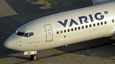 PR-VBK - Boeing 737-8EH - GOL Linhas Aereas