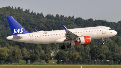 A picture of LNRGL - Airbus A320251N - SAS - © Marcin Glodzik