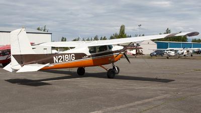 A picture of N2181G - Cessna 182A Skylane - [51481] - © Sandra