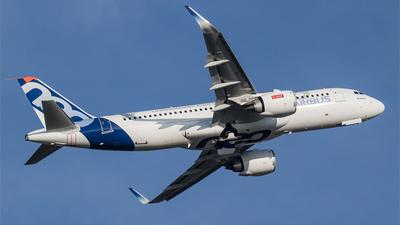 D-AVVB - Airbus A320-251N - Airbus Industrie