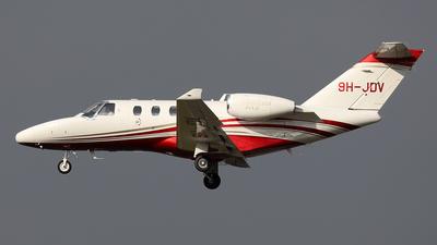 A picture of 9HJDV - Cessna 525 Citation M2 - [5251004] - © Daniel Klein