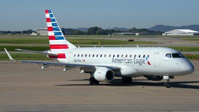N867RW - Embraer 170-100SE - American Eagle (Republic Airways)
