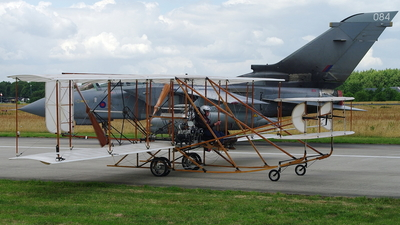 - Wright Flyer I - Private