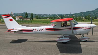 A picture of HBCUZ - Cessna F150K - [0597] - © Andrea Buzzacchi