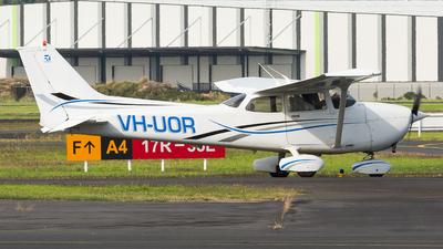 A picture of VHUOR - Cessna 172R Skyhawk - [17280923] - © Dallas Presser