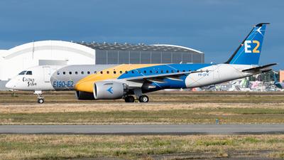 A picture of PRZFV - Embraer E190E2 - Embraer - © DN280
