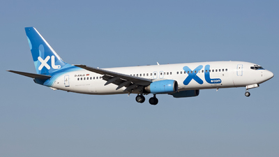 D-AXLG - Boeing 737-8Q8 - XL Airways Germany