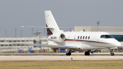 N543QS - Cessna 680 Citation Sovereign - NetJets Aviation