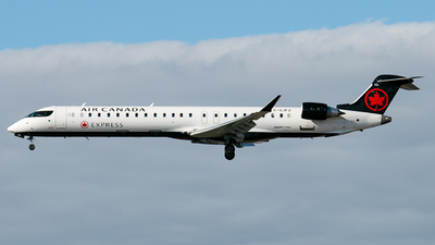 C-GJFZ - Bombardier CRJ-900LR - Air Canada Express (Jazz Aviation)
