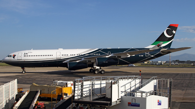 A picture of 5AONE - Airbus A340213 - [151] - © R. Bexten