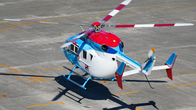 A picture of JA05CP - Airbus Helicopters H145 - [4012] - © CHEN SHUO