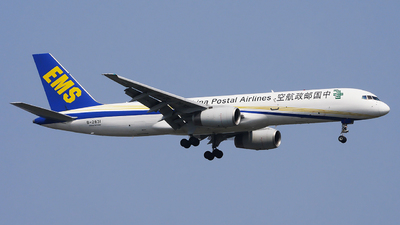 A picture of B2831 - Boeing 7572Y0 - China Postal Airlines - © Woody Wuthiwong