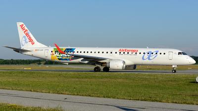EC-LKX - Embraer 190-200LR - Air Europa