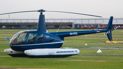 VH-RYO - Robinson R44 Raven - The Helicopter Group