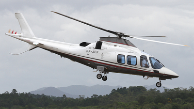 PP-JEF - Agusta A109S Grand - Private