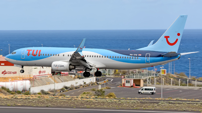 PH-TFD - Boeing 737-86N - TUI