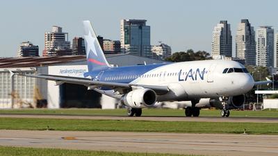 LV-CKV - Airbus A320-233 - LAN Argentina