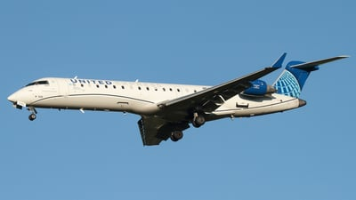 N508GJ - Bombardier CRJ-550 - United Express (GoJet Airlines)