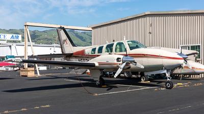 N587AN - Beechcraft 58 Baron - Private