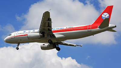 A picture of B6843 - Airbus A320232 - Sichuan Airlines - © oneworldsa