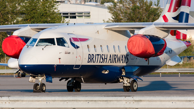 OY-NCN - Dornier Do-328-310 Jet - British Airways (Sun-Air)