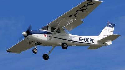 G-OCPC - Reims-Cessna FA152 Aerobat - Private