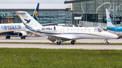 SE-RMJ - Cessna 525B CitationJet 3 - Hummingbird Aviation Services