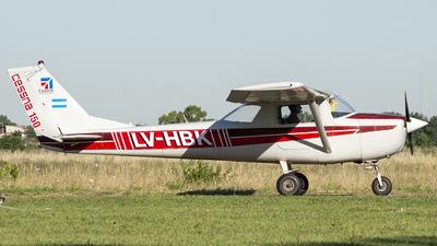 LV-HBK - Cessna 150F - Fly Morón