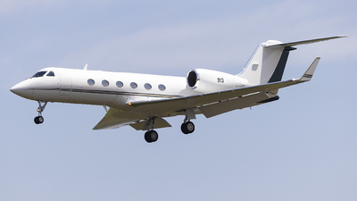913 - Gulfstream G-IV(SP) - Chile - Air Force
