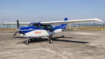 038 - Cessna 210L Centurion II - Guatemala - Air Force