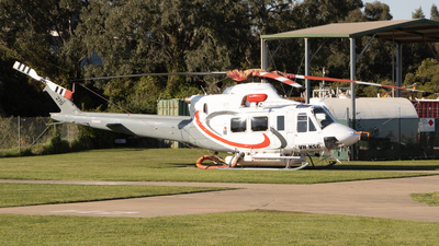VH-NSC - Bell 412 - Sydney Helicopters