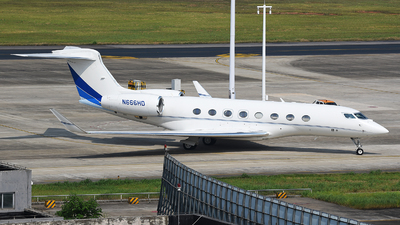 N666HD - Gulfstream G650ER - Private