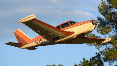 N7627P - Piper PA-24-250 Comanche - Private