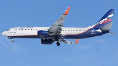 A picture of VPBMI - Boeing 7378MC - Aeroflot - © SN7756
