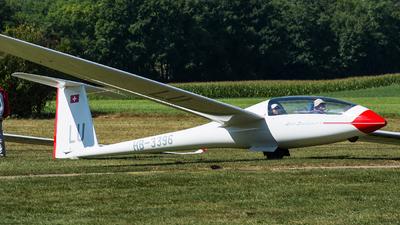 HB-3396 - Schempp-Hirth Duo Discus XL - Groupe Genevois de vol à voile de Montricher