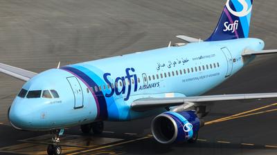A picture of YATTF - Airbus A319112 - Safi Airways - © Mehdi Nazarinia - MehdiPhotos.com