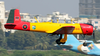 2711 - Nanchang PT-6A - Bangladesh - Air Force