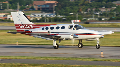 N414KB - Cessna 414 Chancellor - Private