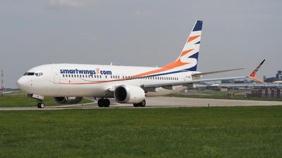 OK-SWA - Boeing 737-8 MAX - SmartWings