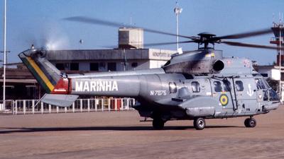N-7075 - Eurocopter UH-14 Super Puma - Brazil - Navy