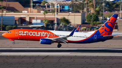 N831SY - Boeing 737-83N - Sun Country Airlines