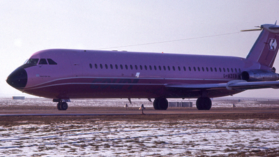 G-AZEB - British Aircraft Corporation BAC 1-11 Series 517FE - Court Line