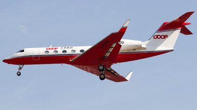 B-8300 - Gulfstream G450 - Private