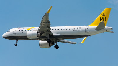 A picture of V8RBG - Airbus A320251N - Royal Brunei Airlines - © Do Phi Khanh
